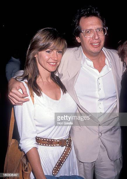 Actor Garry Shandling and girlfriend Linda Doucett attend the HBO Television Special Comic Relief III to Raise Money for America's Homeless on March...