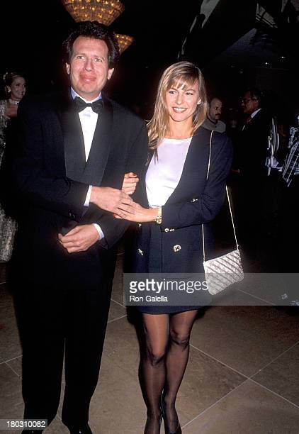 Actor Garry Shandling and girlfriend Linda Doucett attend the Ninth Carousel of Hope Ball to Benefit the Barbara Davis Center for Childhood Diabetes...
