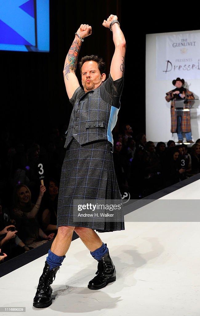 9th Annual Dressed To Kilt Charity Fashion Show - Runway