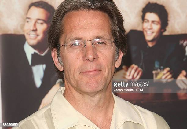 Actor Gary Cole arrives at the premiere of HBO's Entourage Season 6 on July 9 2009 in Los Angeles California