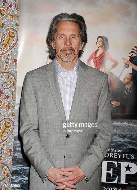 Actor Gary Cole attends the premiere of HBO's 'Veep' 3rd season held at Paramount Studios on March 24, 2014 in Hollywood, California.