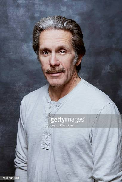 Actor Gary Cole is photographed for Los Angeles Times on January 24, 2015 in Park City, Utah. PUBLISHED IMAGE. CREDIT MUST READ: Jay L. Clendenin/Los...