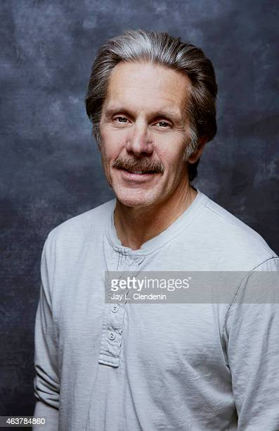 Actor Gary Cole is photographed for Los Angeles Times on January 24 2015 in Park City Utah PUBLISHED IMAGE CREDIT MUST READ Jay L Clendenin/Los...