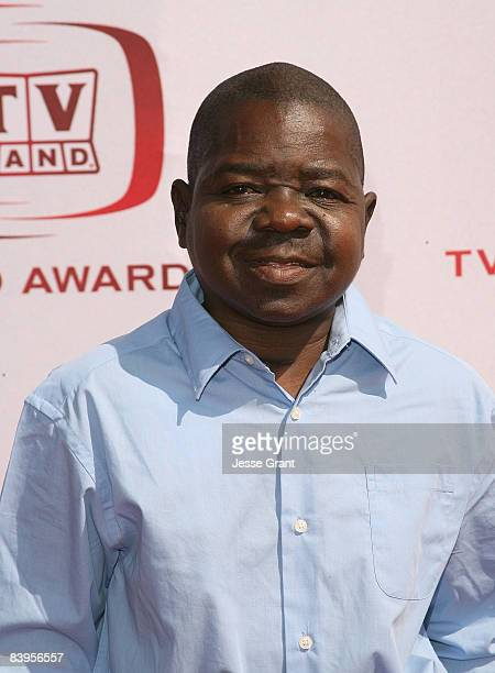 "Actor Gary Coleman arrives at the 6th annual ""TV Land Awards"" held at Barker Hangar on June 8, 2008 in Santa Monica, California."