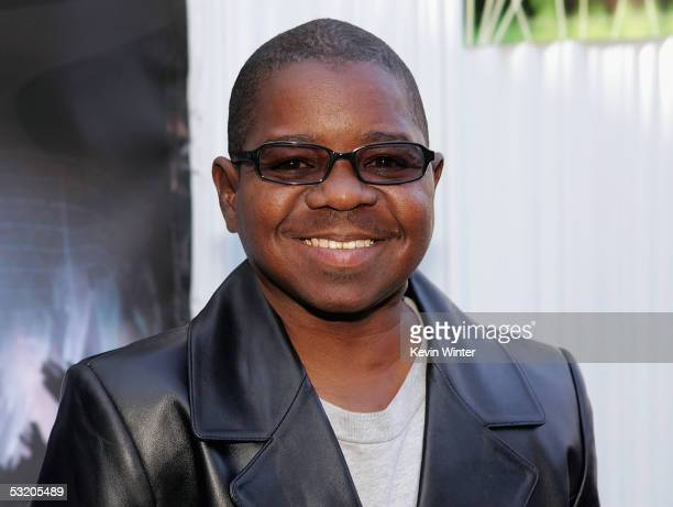 Actor Gary Coleman arrives at Video Games Live at the Hollywood Bowl on July 6 2005 in Hollywood California