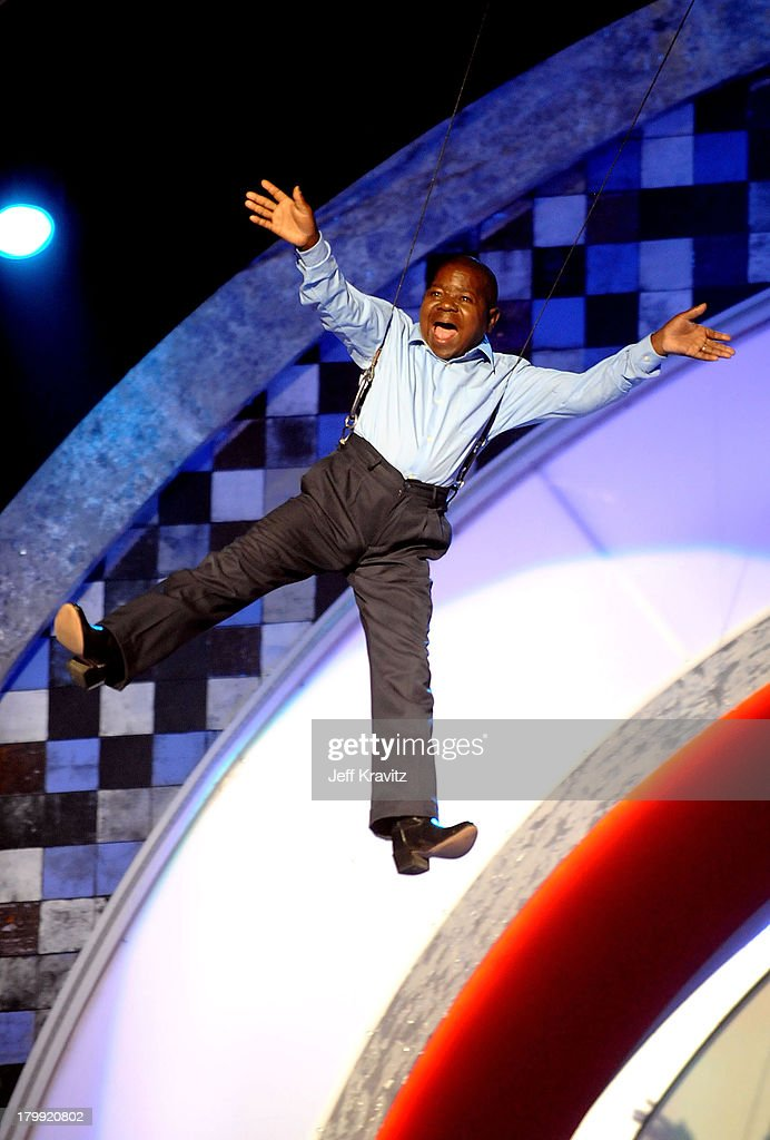 Actor Gary Coleman performs during the 6th Annual TV Land Awards at Barker Hangar on June 8, 2008 in Santa Monica, California.