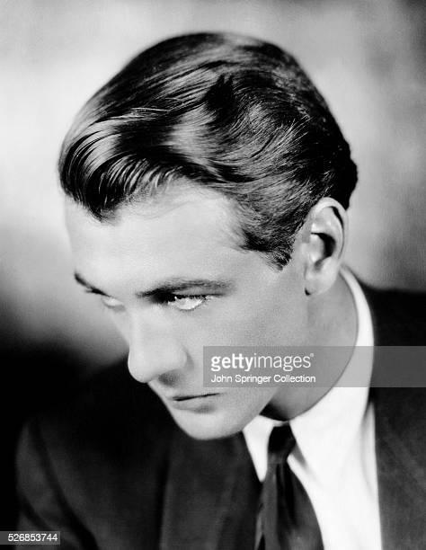 Actor Gary Cooper
