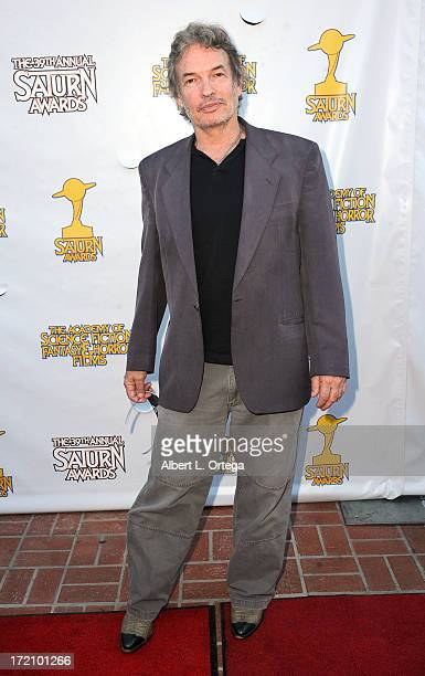 Actor Gary Graham attends the 30th Annual Saturn Awards held at The Castaway on June 26 2013 in Burbank California