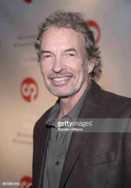Actor Gary Graham attends the reveal of the 'Longmire' coffee table book by Cinematic Pictures Group Publishing at Cinematic Pictures Gallery on July...