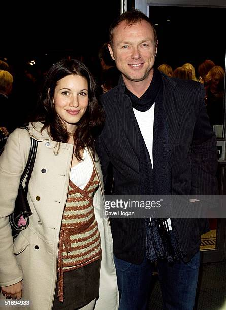 Actor Gary Kemp and his wife Lauren Barbour arrive at the Premiere screening of the new fourdisc DVD featuring 10 hours of footage from the historic...