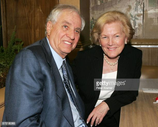 Actor Gary Marshall and wife attend the 5th annual Tribeca Fim Festival after party for Keeping Up With the Steins at Barney Greengrass on May 2 2006...