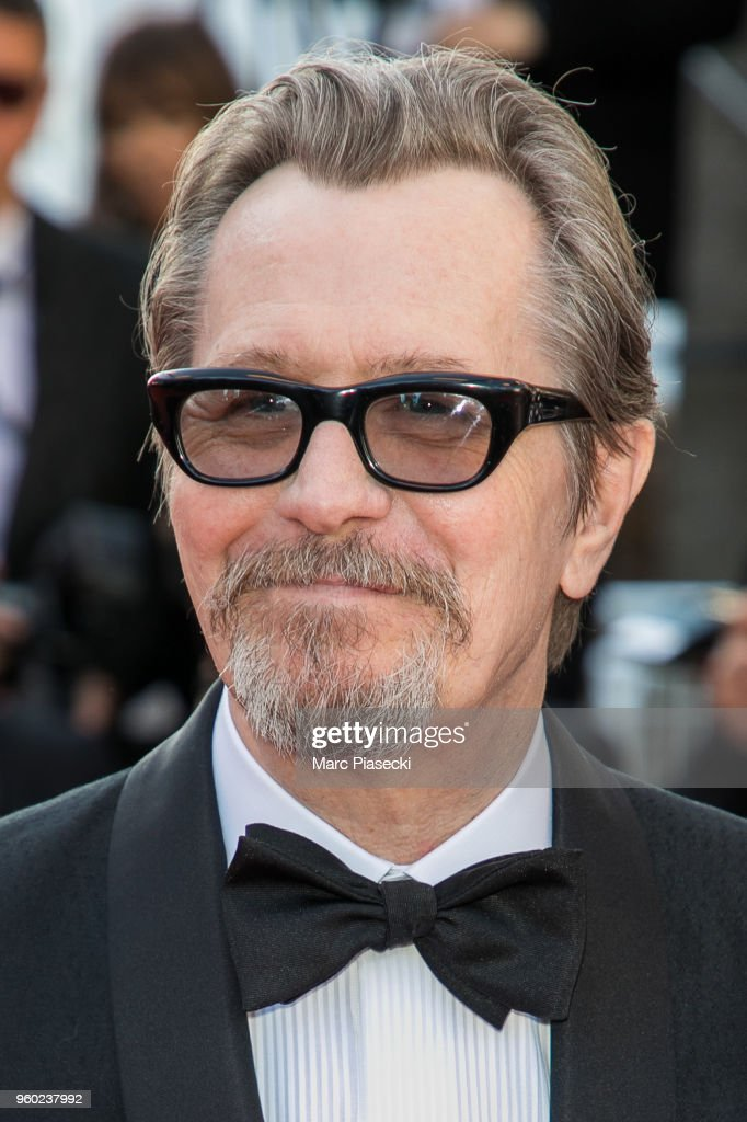 Actor Gary Oldman attends Closing Ceremony & screening of 'The Man Who Killed Don Quixote' during the 71st annual Cannes Film Festival at Palais des Festivals on May 19, 2018 in Cannes, France.