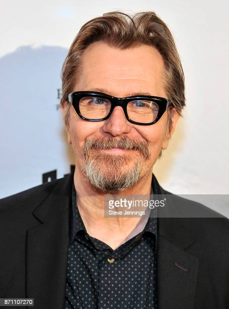 Actor Gary Oldman attends SFFILM SF Honors Award of 'Darkest Hour' at the Castro Theatre on November 6 2017 in San Francisco California