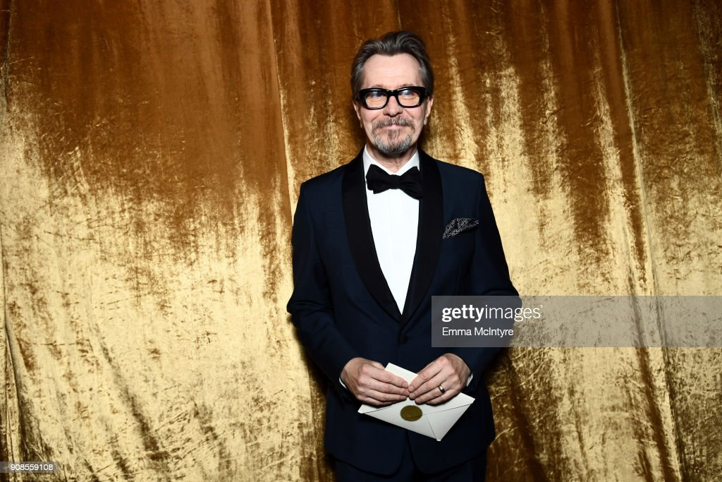 24th Annual Screen Actors Guild Awards - Backstage : News Photo