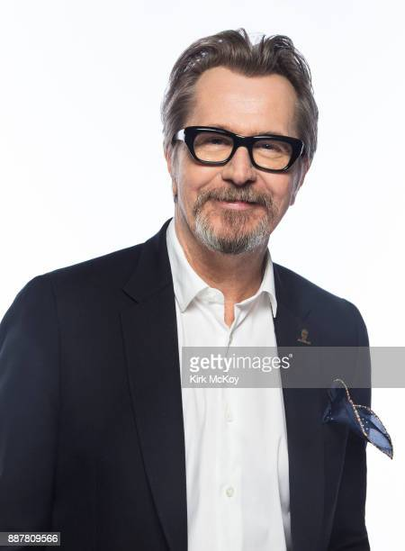 Actor Gary Oldman is photographed for Los Angeles Times on November 10 2017 in Los Angeles California PUBLISHED IMAGE CREDIT MUST READ Kirk McKoy/Los...