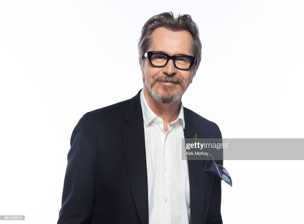 Actor Gary Oldman is photographed for Los Angeles Times on November 10, 2017 in Los Angeles, California. PUBLISHED IMAGE.