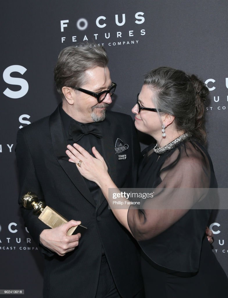 CA: Focus Features Golden Globe Awards After Party - Arrivals