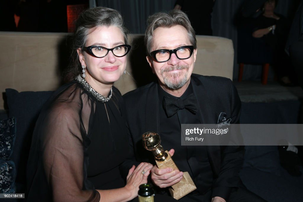 CA: Focus Features Golden Globe Awards After Party - Inside