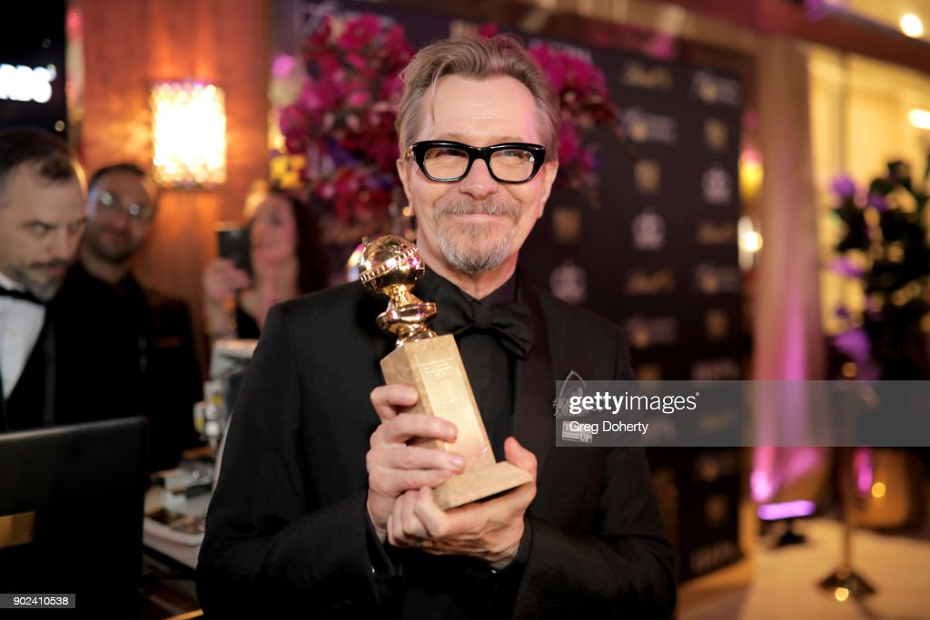Official Viewing And After Party Of The Golden Globe Awards Hosted By The Hollywood Foreign Press Association : News Photo