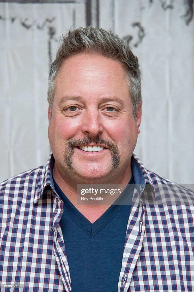 Actor Gary Valentine Attends U0027Kevin Can Waitu0027 During AOL Build At AOL HQ On