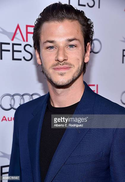 Actor Gaspard Ulliel attends a special screening of Saint Laurent during AFI FEST 2014 presented by Audi at Dolby Theatre on November 11 2014 in...