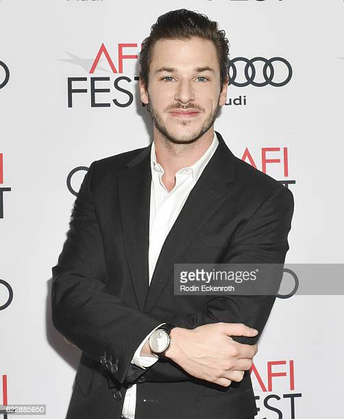 Actor Gaspard Ulliel attends AFI FEST 2016 presented by Audi screening of It's Only The End Of The World at the Egyptian Theatre on November 12 2016...