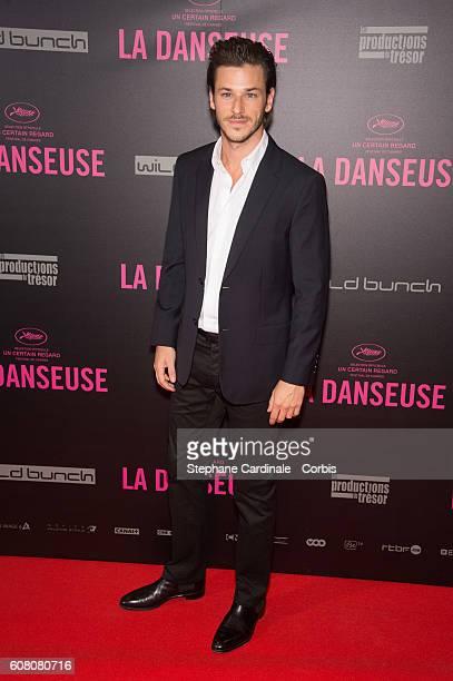 Actor Gaspard Ulliel attends the La Danseuse Paris Premiere at Cinema Gaumont Opera on September 19 2016 in Paris France
