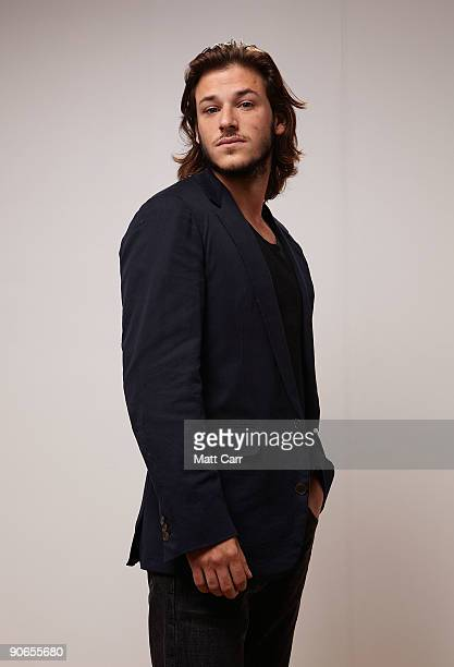 Actor Gaspard Ulliel from the film 'The Vintner's Luck' poses for a portrait during the 2009 Toronto International Film Festival at The Sutton Place...