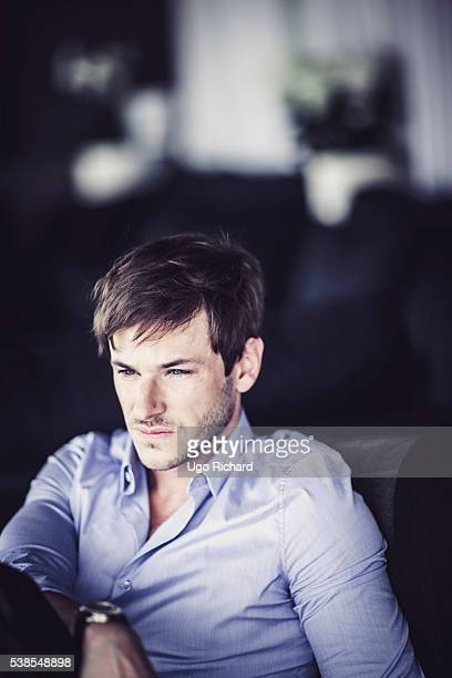 Actor Gaspard Ulliel is photographed for Gala on May 15 2016 in Cannes France