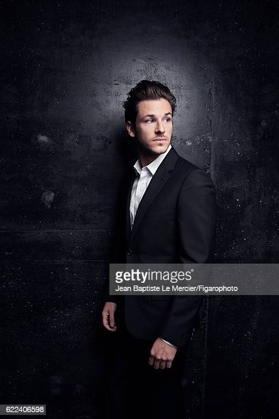 Actor Gaspard Ulliel is photographed for Madame Figaro on September 8 2016 at the Toronto Film Festival in Toronto Canada PUBLISHED IMAGE CREDIT MUST...