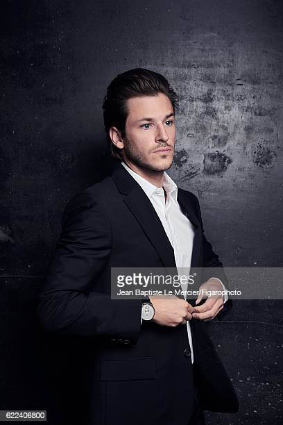 Actor Gaspard Ulliel is photographed for Madame Figaro on September 8 2016 at the Toronto Film Festival in Toronto Canada CREDIT MUST READ Jean...