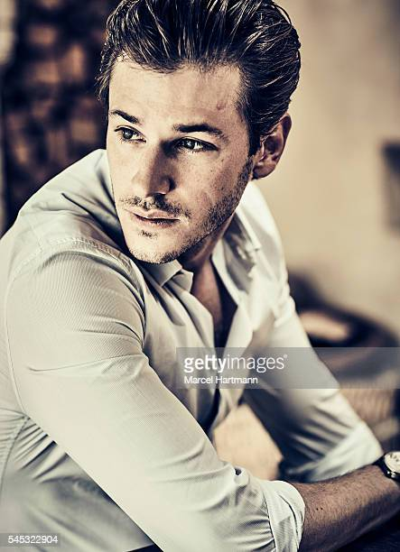 Actor Gaspard Ulliel is photographed for Self Assignment on June 22 2016 in Paris France