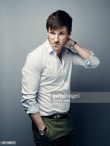 Actor Gaspard Ulliel is photographed for Self Assignment on May 14 2016 in Cannes France