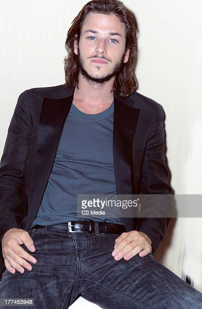 Actor Gaspard Ulliel is photographed on September 6 2009 in Toronto Ontario