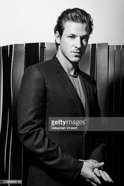 Actor Gaspard Ulliel poses for a portrait on May 22, 2014 in Cannes, France.