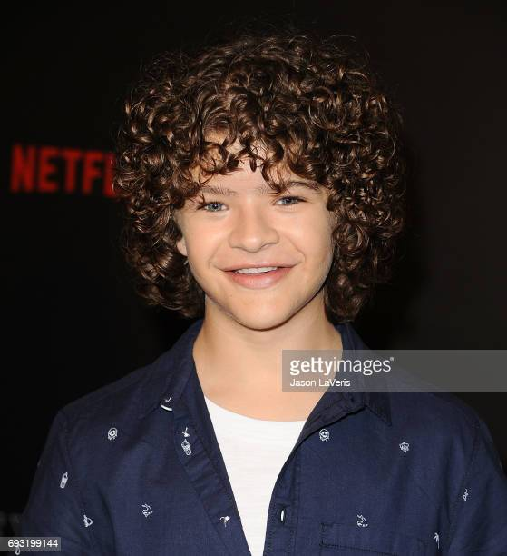Actor Gaten Matarazzo attends the 'Stranger Things' FYC event at Netflix FYSee Space on June 6 2017 in Beverly Hills California