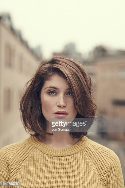 Actor Gemma Arterton is photographed for ES magazine on September 29 2014 in London England