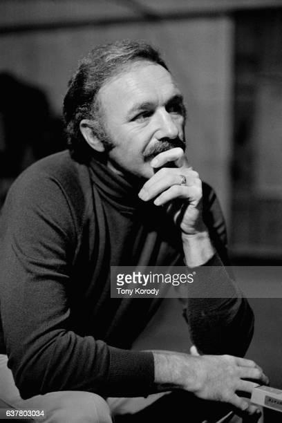 Actor Gene Hackman