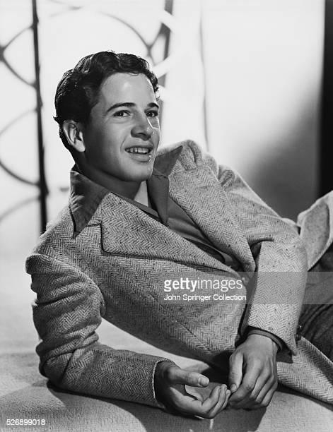 Actor Gene Reynolds Smiling