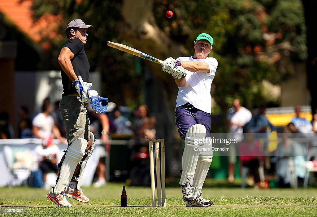 'Batting for the Battlers' Celebrity Charity Cricket Match