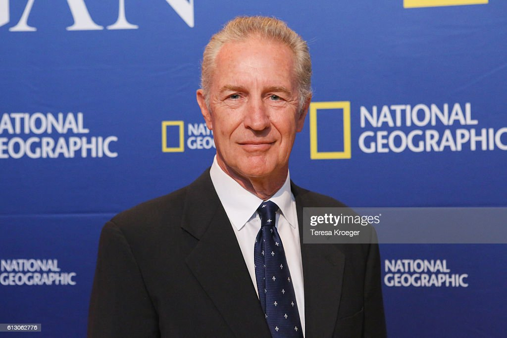 Actor Geoff Pierson attends the 'Killing Reagan' Washington DC premiere at The Newseum on October 6, 2016 in Washington, DC.