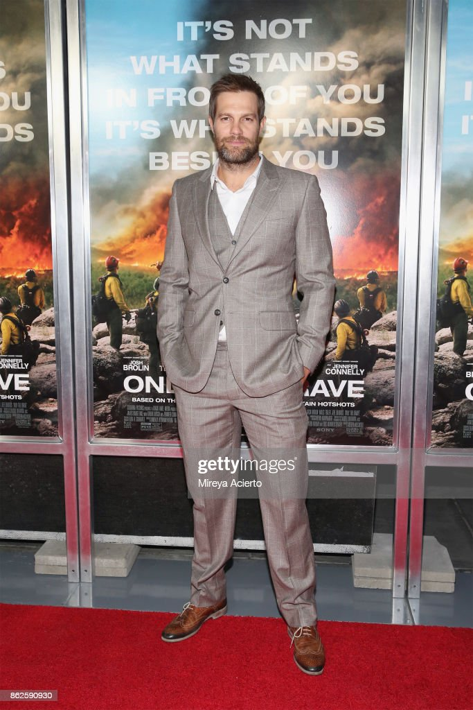 """""""Only The Brave"""" New York Screening"""