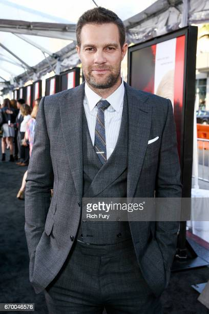 Actor Geoff Stults attends the premiere of Warner Bros Pictures' 'Unforgettable' at TCL Chinese Theatre on April 18 2017 in Hollywood California