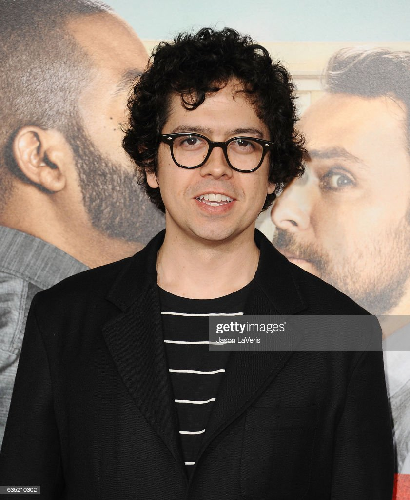 Actor Geoffrey Arend attends the premiere of 'Fist Fight' at Regency Village Theatre on February 13, 2017 in Westwood, California.