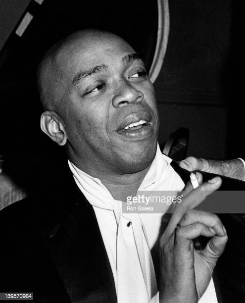 "Actor Geoffrey Holder attends the opening party for ""Jesus Christ Superstar"" on October 13, 1971 at Iperbole Restaurant in New York City."