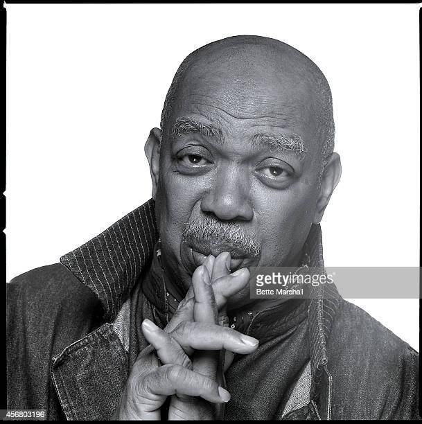 Actor Geoffrey Holder is photographed for Self Assignment in the early 1990s in New York City