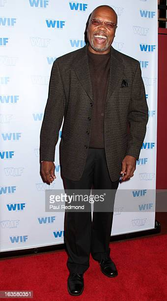 Actor Georg Stanford Brown arrives at American Cinematheque hosts Cuban Women Filmmakers US Showcase at American Cinematheque's Egyptian Theatre on...