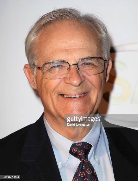 Actor George Bamford attends the 9th Annual Indie Series Awards at The Colony Theatre on April 4, 2018 in Burbank, California.