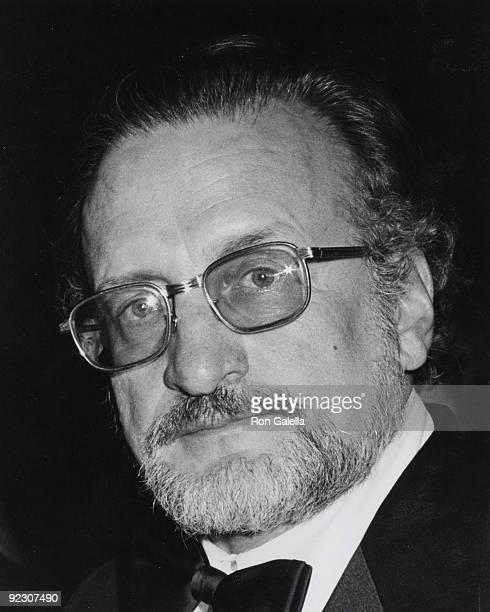 Actor George C. Scott attends Second Annual American Film Institute Lifetime Achievement Awards Honoring James Cagney on March 13, 1974 at the...