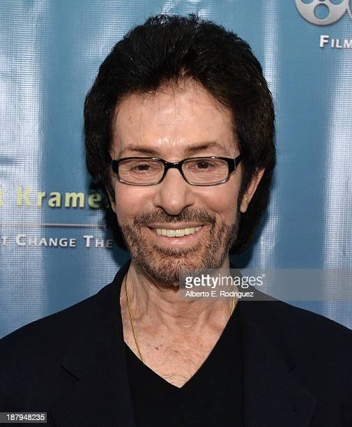 Actor George Chakiris attends the 5th anniversary of Kat Kramer's Films That Changed The World featuring the North American premiere of Fallout at...